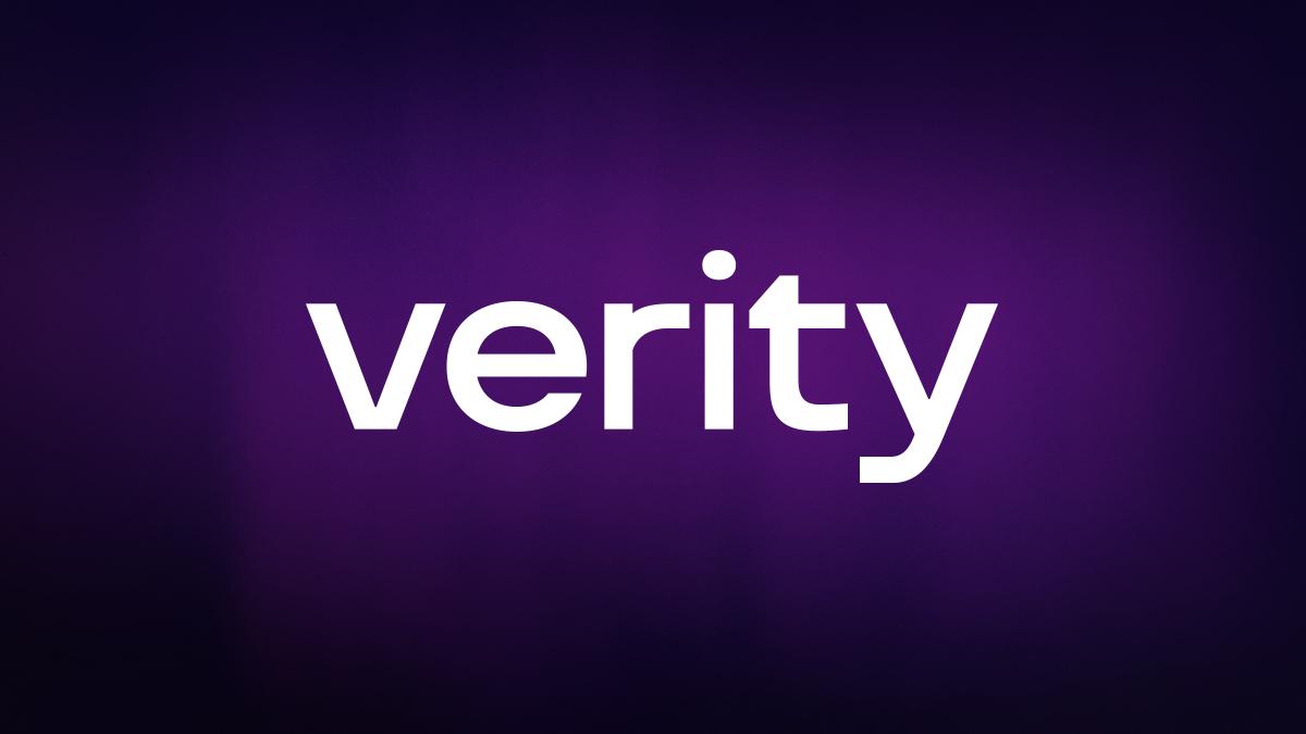 Verity Studios - Job